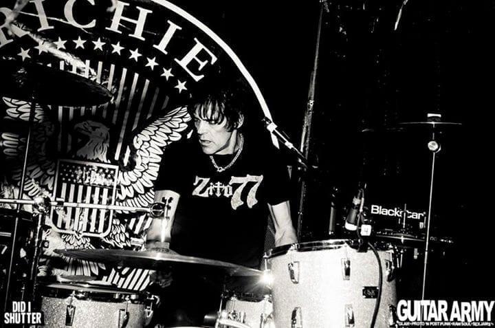 Richie Ramone Ramones Richie Ramone Biography